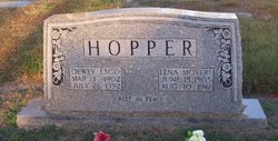 Lena <i>Moyers</i> Hopper