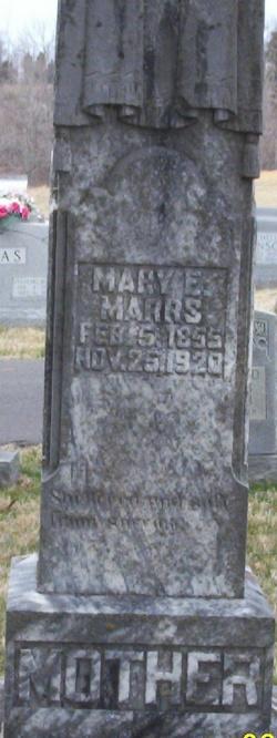 Mary Ellen <i>Payne</i> Marrs