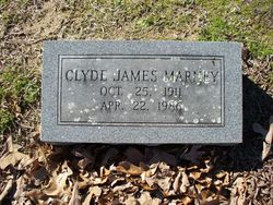 Clyde James Marney