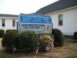 Green Creek Bethel United Methodist Church Cemeter