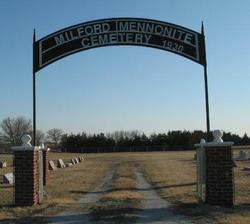 Milford Mennonite Cemetery