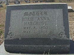 Roxie Anna Hargrove