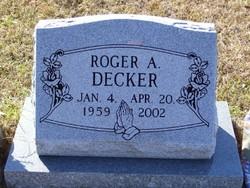 Roger A. Decker