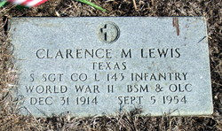 Clarence M. Lewis