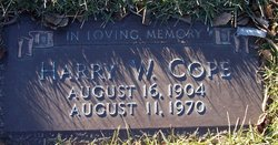 Harry W. Cope