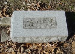 Mary Jane Balkema