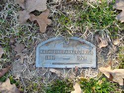Katherine Elizabeth <i>Parker</i> Davis