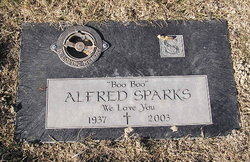 Alfred 'Boo Boo' Sparks