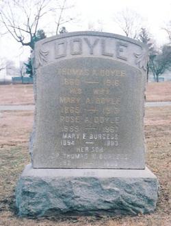 Mary Ann <i>Carter</i> Doyle