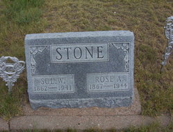 Solomon W. Sol Stone