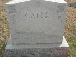 Jess Alfred Cates