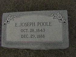 E Joseph Poole