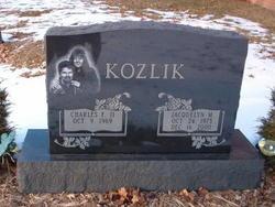 Jacqueline M Kozlik