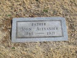 John Elijah Alexander