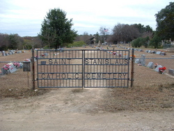 Saint Stanislaus Catholic Cemetery (Old)