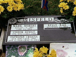 Mark Robert Isfeld