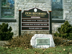 Zion Reformed United Church of Christ Cemetery