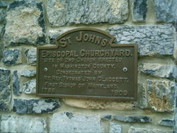 Saint Johns Episcopal Churchyard