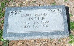 Mabel <i>Wiseman</i> Fincher