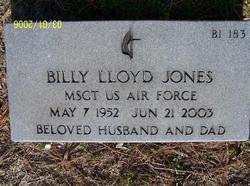 Billy Lloyd Jones