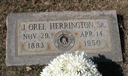 Jasper Oree Herrington, Sr