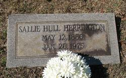 Sallie <i>Hull</i> Herrington