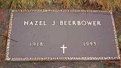 Hazel J. <i>Foster</i> Beerbower