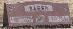 Walter A. Baker