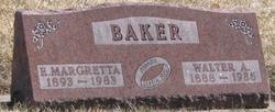 E. Margretta Baker