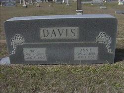 Annie <i>Reichert</i> Davis