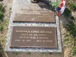 Barbara Edna <i>Willoughby</i> Archer