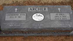 Jo Paul Archer