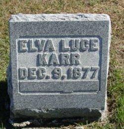 Elva <i>Luce</i> Karr