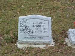 Michael A. Bennett