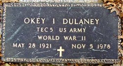 Okey I. Dulaney