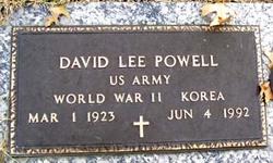 David Lee Powell