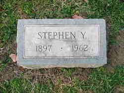 Stephen Y Bagby