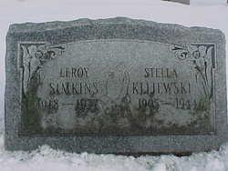 Stanislawa Stella <i>Mruk</i> Klijewski