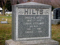 Carrie <i>Steelman</i> Hilts