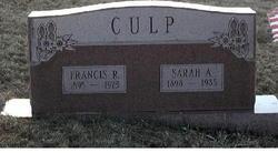 Francis R Culp
