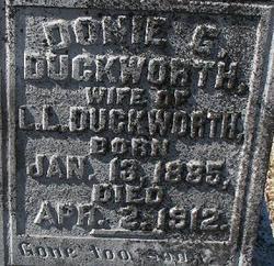 Donie G. Duckworth