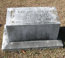 Ray Duckworth, Jr