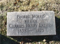 Phoebe <i>Morris</i> Latham
