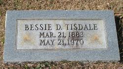 Bessie <i>Duckworth</i> Tisdale
