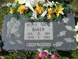 Willie Odell Baker