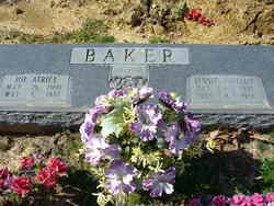 Joe Atrice <i>Gage</i> Baker