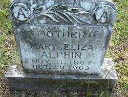 Mary Eliza Alphin