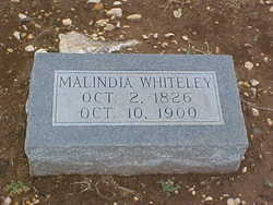 Malinda <i>Burks</i> Whiteley
