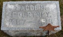 Pvt Jacob H. Courtney
