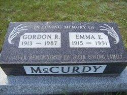 Emma Elizabeth <i>Luterbach</i> McCurdy